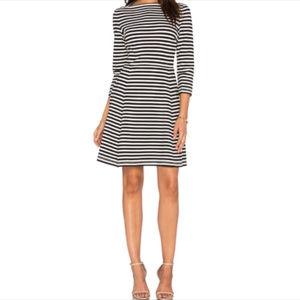 NWOT Kate Spade Broome Striped Street Dress, Small